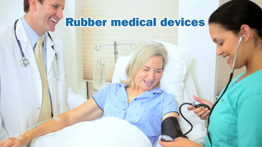 rubber medical devices
